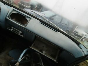 1960 Plymouth Valiant Dash Panel Oem