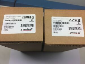 Lot Of 2 Symbol Ds6878 Wireless Bluetooth Barcode Scanner Ds6878 dl20007wr