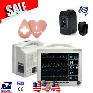 Us multi parameter Monitor Patient Monitor Cardiac Event Icu Ccu Monitor gift