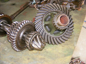 Antique John Deere 40 420 Crawler Dozer 7 32 Ring Pinon Gear