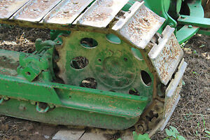Antique John Deere 40 420 430 Crawler Dozer Sprocket Farmerjohnsparts