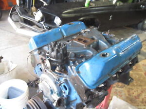 Valuable 391 Mirror 105 Ford Almost Complete Block Make Into 427 428