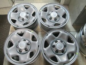 16 Toyota 4runner Tacoma Oem Factory Stock Wheels Rims Steel Free Shipping