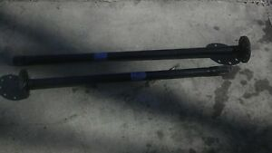 Chevy Gmc Corporate 14 Bolt 10 5 Full Floater Corporate 14 Bolt Axle Shafts Srw