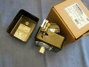 69hau2 Air Compressor Pressure Switch 100 125psi W unloader Furnas hubbell Usa