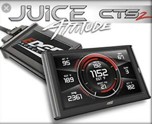 Edge 31507 Juice W Attitude Cts2 13 18 Ram Cummins 6 7l Pillar Pod Mount