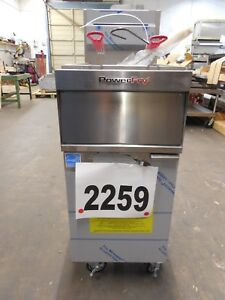 2259 new s d Vulcan Powerfry3 Save 50 On Gas Model 1tr45a 1