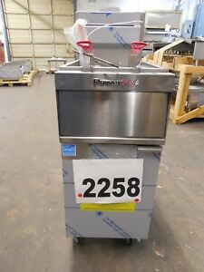 2258 new s d Vulcan Powerfry3 Save 50 On Gas Model 1tr45a 1