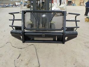 Ranch Style Heavy Duty Front Bumper Ford F250 F350 2011 2012 2013 2014 2015 2016