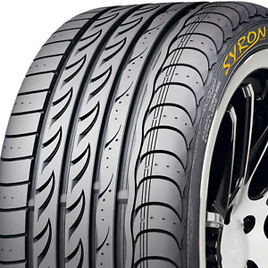 4 New 225 35r19 Syron Race 1 Plus Performance Tires 2253519 88w 225 35 19 R19