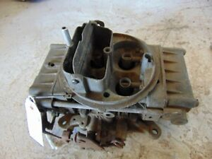 1957 Ford Thunderbird Holley List 1273 Carburetor Ec2 v