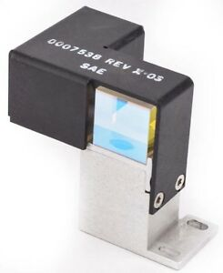 Thorlabs Bs018 Optic Mount Non polarizing 20mm Cube Prism Beamsplitter Assembly