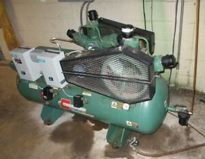Champion 80 Gal Air Compressor Climate Control Used Local Pickup Only
