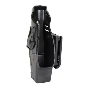 Blackhawk Police Duty Right Hand Holster For The Taser X26p Kydex Black