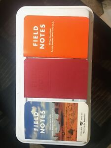Field Notes Notebooks Limited Editions Memo Pads Fire Spotter Expedition Atb