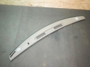 Jeep Grand Cherokee Wj 99 04 Taupe Dash Bezel Defrost Vent Panel Free Ship