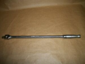 Snap On Tools Ns 18 L 1 2 Drive Breaker Bar Made In The Usa Snap on