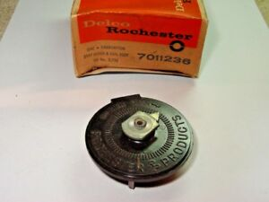 Nos 1957 58 Oldsmobile Rochester Carburetor Choke Thermostat 7011236