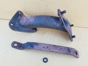 1929 1930 Ford Model A Original Spare Tire Mounting Bracket A1383