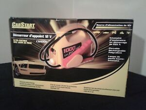Car Starter By Solar Portable Jump Starter New In Box