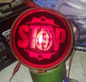 Stop Light grenade Vintage Customized Paint 12v Vw Rat Rod Chevy Ford