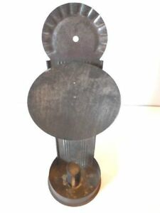Tin Sconce Primitive Early Tin Sconce Ready For Holiday Decorations
