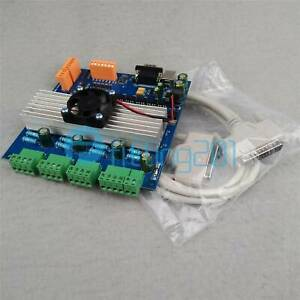 New 4 Axis Cnc 3 5a Router Tb6560 Stepper Motor Driver Board Controller