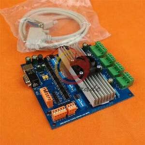 Cnc Router 4 Axis Tb6560 3 5a Stepper Motor Driver Board For Engraving Machine