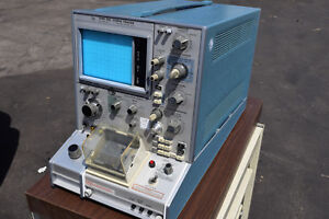 Tektronix Transistor 576 Type Curve Tek Trace Scope Calibrated Test Guaranteed