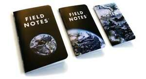 New Sealed Rare Field Notes Earth Field Museum Limited Edition Memo Books Sealed