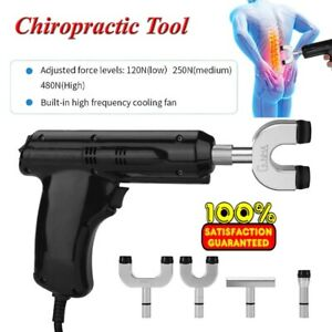 300n Chiropractic Instrument Spine Activator Therapy Massage Adjusting Tool