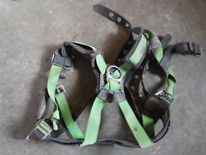 Lot Of 2 Miller Honeywell ultra Sperian Fall Protection Harnesses Large Used