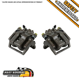 Rear Quality Brake Calipers Pair For 1999 2000 2001 2002 2003 2004 Acura Rl