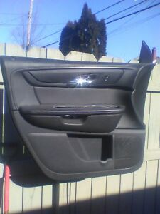Traverse 2013 Door Trim Panel Front 97171