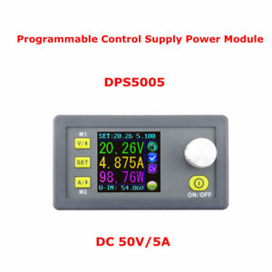 Dps5015 Dc 15a Adjustable Step down Regulated Lcd Digital Power Supply Module