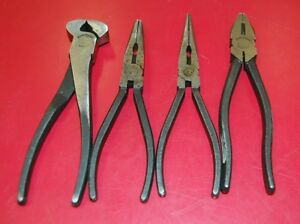 Blue point Tools Pliers Bdg9845cp Bdg98cp Bdg57cp Bdgec7 Free Shipping