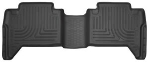 For 2016 2017 Toyota Tacoma Husky Weatherbeater Floor Liner