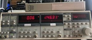 Stanford Research Instruments Sr830 Dsp Lock in Amplifier
