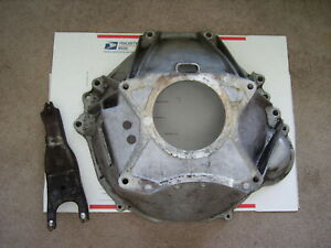 Bellhousing 289 302 351 4 Speed Manual Transmission Ford Part D2oa 6394 Mustang