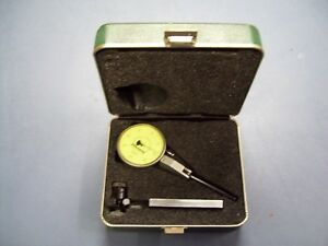 Federal Products Testmaster Dial Test Indicator W case 0005