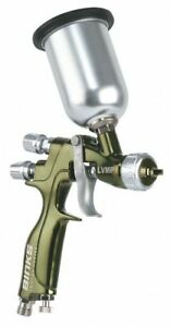 Binks Conventional Spray Gun Mdm Gravity 4 Oz 1466 12lv b1s 1 Each