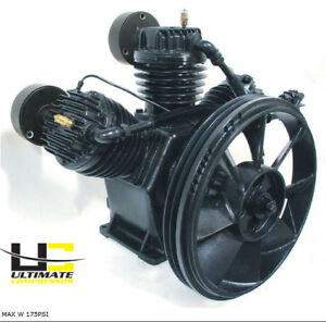 Air Compressor Pump 15hp Cast Iron Pump Heavy Duty