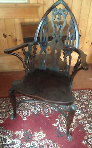 Gothic Windsor Armchair Local Pickup Only