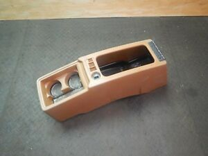 Jeep Wrangler Yj 91 95 Tan Floor Center Console Oem Free Shipping