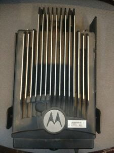 Motorola Pm1500 Uhf High Power Mobile No On off Knob