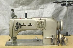 Bernina 217 1 needle Zigzag Industrial Sewing Machine 110v W Cloth Puller