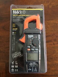 Klein Tools Cl800 Digital Clamp Meter Multimeter 600 Amp Auto ranging New Sealed