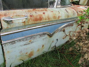 1959 Edsel 4 Door Right Passenger Front Door Trim Molding