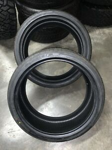 Set Of 2 285 35 22 Brand New Accelera Tires 2853522