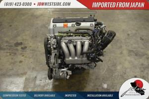 2003 2004 2005 2006 2007 Honda Accord Engine K24a 2 4l Engine Jdm